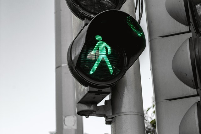crosswalk signal